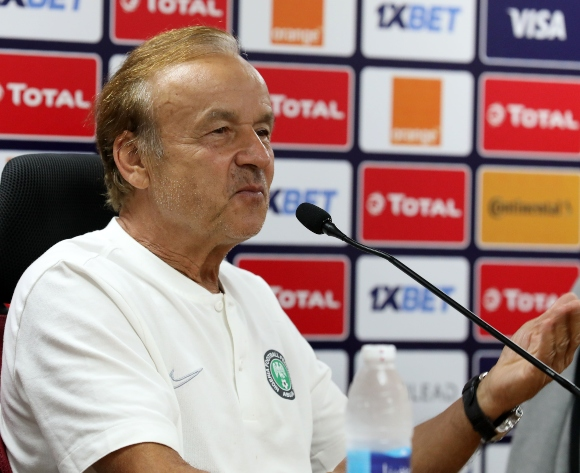 Nigeria coach Rohr admits to uncertain future