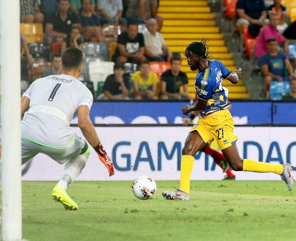 Gervinho scores as Ivorians shine in Serie A
