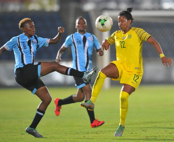 Banyana aim to avoid Olympics upset
