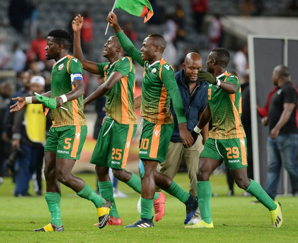 Tough outings for Zambian sides in CAF Champions League
