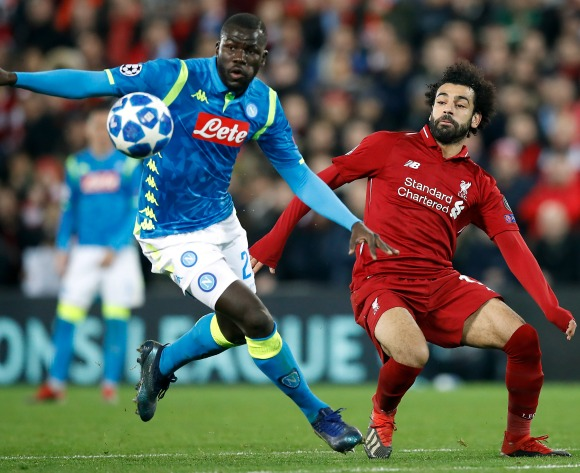 Koulibaly, Salah and other Africans to watch out for on Tuesday