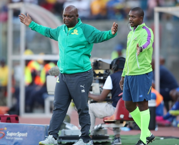 Mosimane cautions against over-confidence against Cote d'Or
