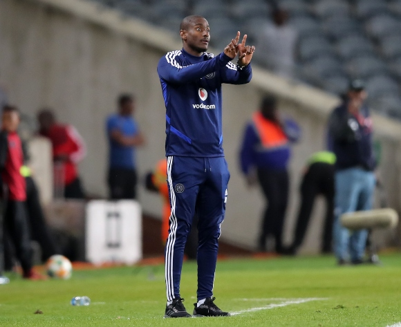Mokwena philosophical after another Pirates defeat