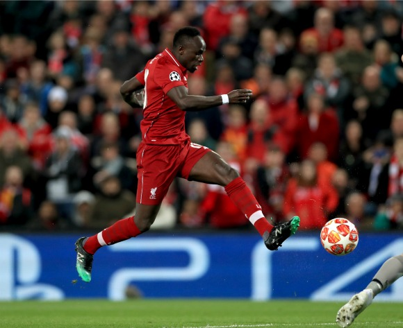 Sadio Mane helps Liverpool maintain 100 percent record