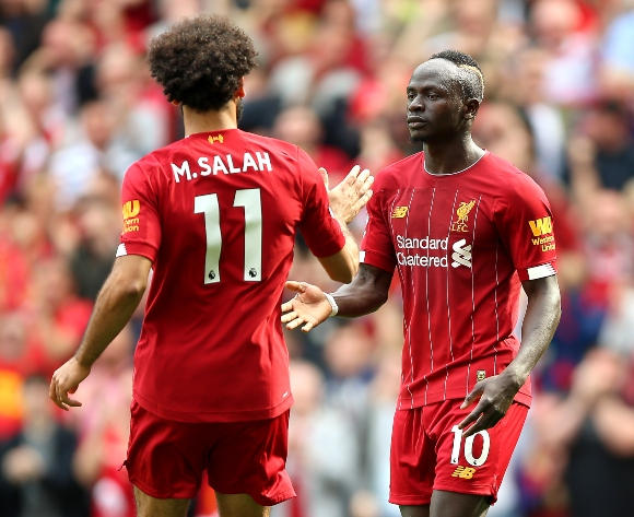 Senegal's Mane extends EPL record at Liverpool
