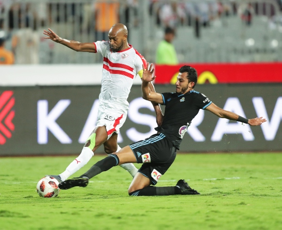 Zamalek leave in-form Shikabala at home
