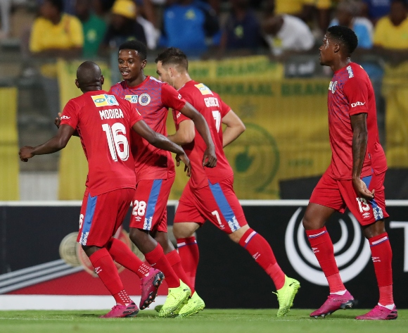 Highlands Park to face SuperSport in MTN8 final