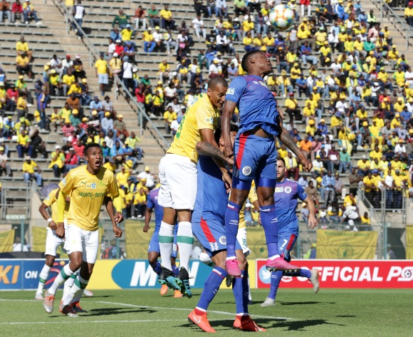 SuperSport let lead slip against Sundowns