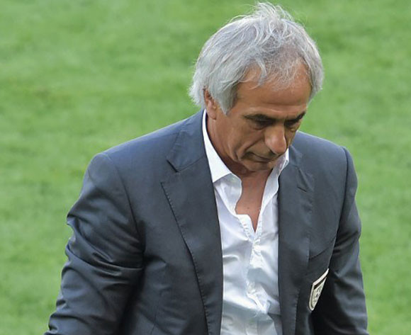 Halilhodzic not happy with his team performance
