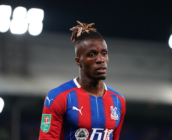 Palace chairman: I hope Zaha joins a top club in the future
