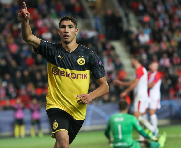 Hakimi surprised by success in advanced role