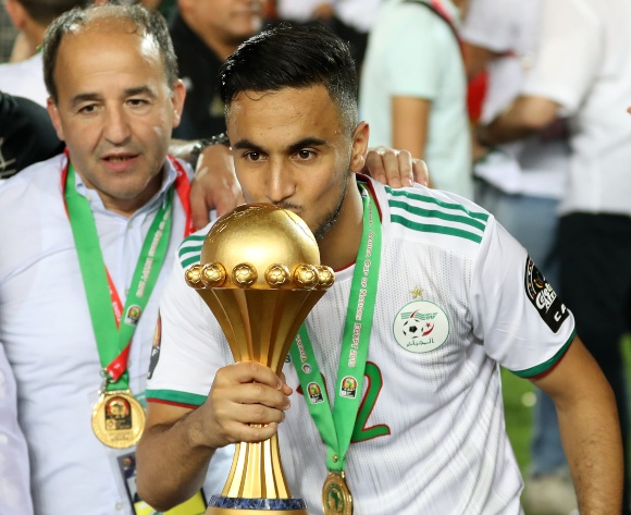 Ounas out of Algeria friendlies after surgery