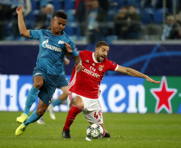 Benfica sweating on Adel Taarabt fitness