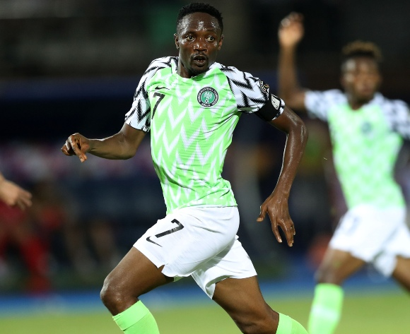 Rohr recalls Musa for Afcon qualifiers