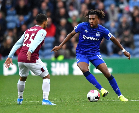 Whelan: Iwobi better than Everton teammate Richarlison