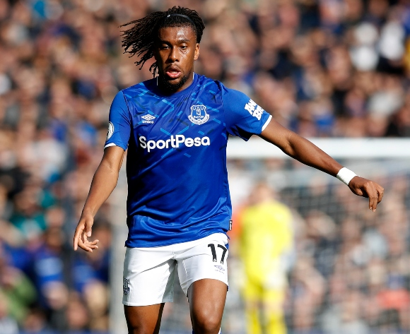 Silva lauds Iwobi and Walcot after Everton win