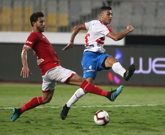 Mohamed fires Zamalek into CCL group stage