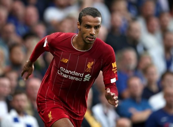 Matip pens Liverpool contract extension