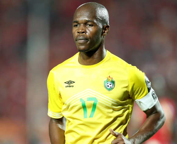 Musona back in Zimbabwe mix for Afcon qualifiers
