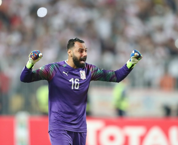 Zamalek president blows top, transfer-lists goalkeeper