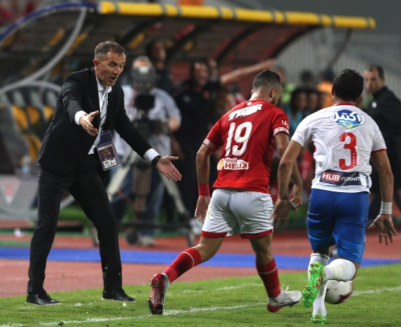 Sredojevic gets club backing after indifferent results