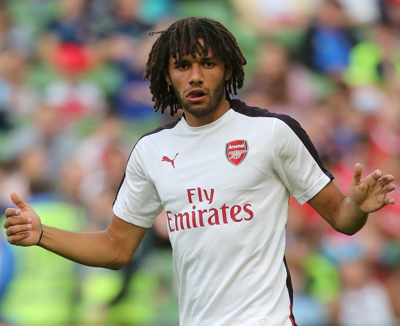 Elneny set for AC MIlan switch?