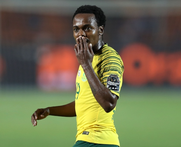 Tau to report for Bafana camp as injury-list grows