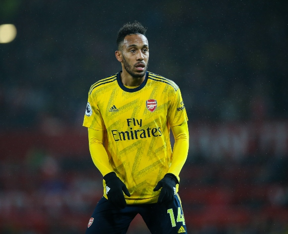 Aubameyang grabs winner in Gabon friendly win