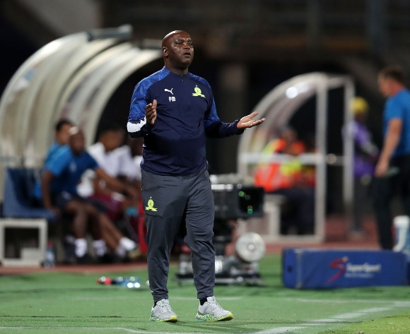 Mosimane adds fuel to the fire over match officiating
