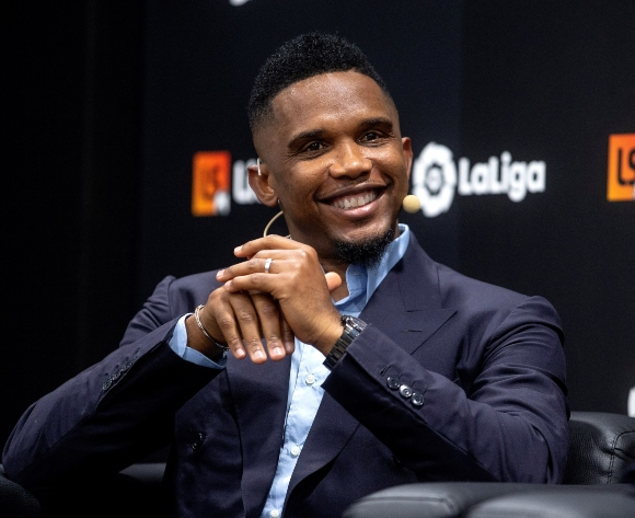 Eto'o Junior out of World Cup by presidential decree?