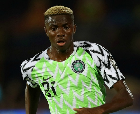 Campos: Lille tracked Nigeria's Osimhen for fours years