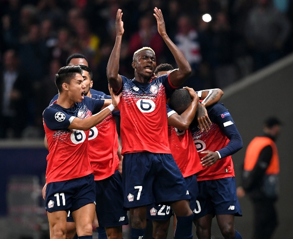 Lille admit to Osimhen worry
