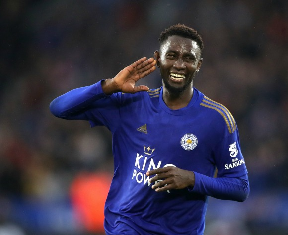 Ndidi helps Leicester to 9-0 win, Premier League record