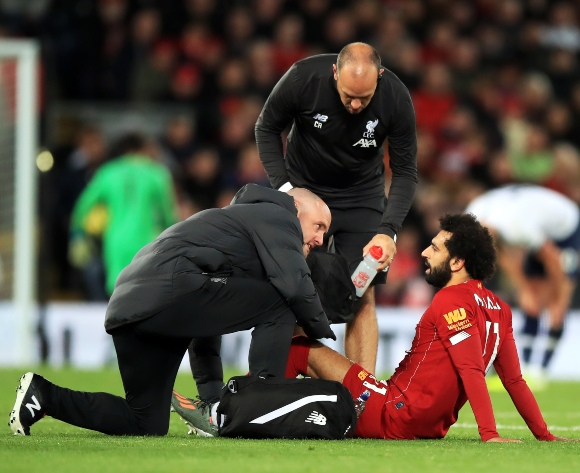 Liverpool manager Klopp reveals Salah worry