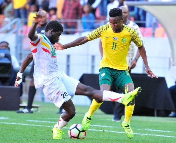 Aribo scores as Brazil hold Nigeria, SA edge Mali