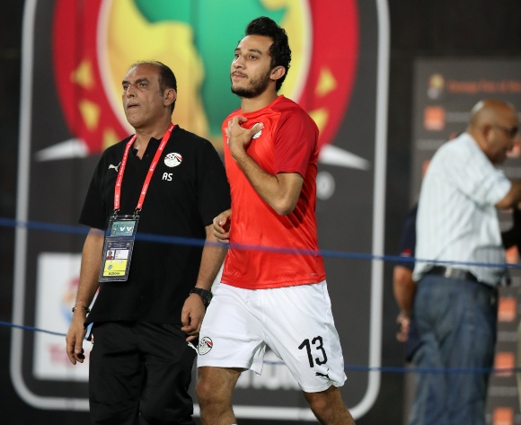 Egypt coach drops Pyramids player after row