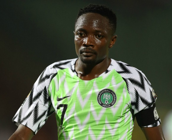 Fully fit Nigeria geared up for Lesotho clash