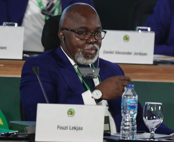 Case against NFF president Pinnick dropped