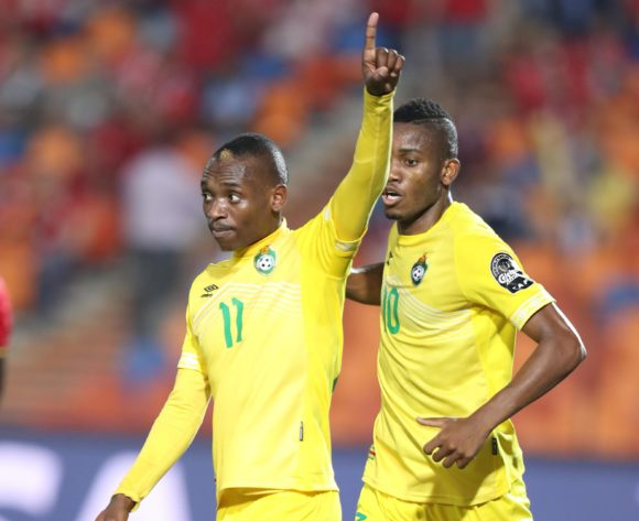 Billiat brace leads Zimbabwe to victory in Lusaka