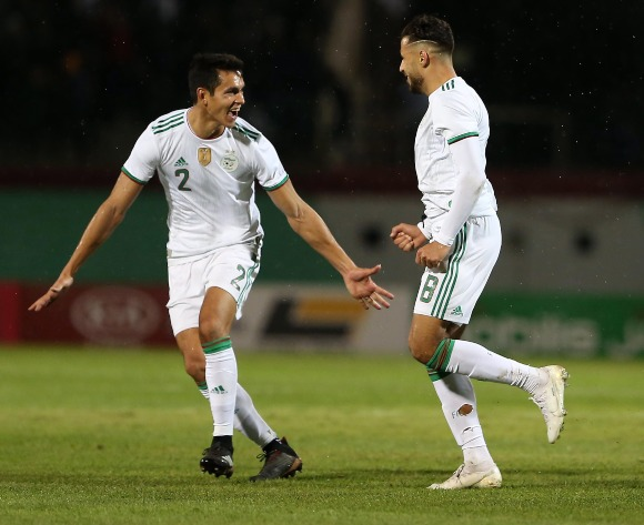 Algeria beat Botswana to stretch unbeaten run to 18 matches