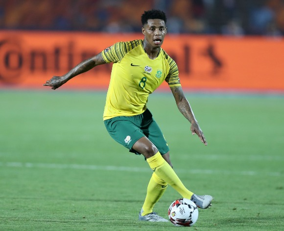 Bafana face Zungu blow but key midfielder returns