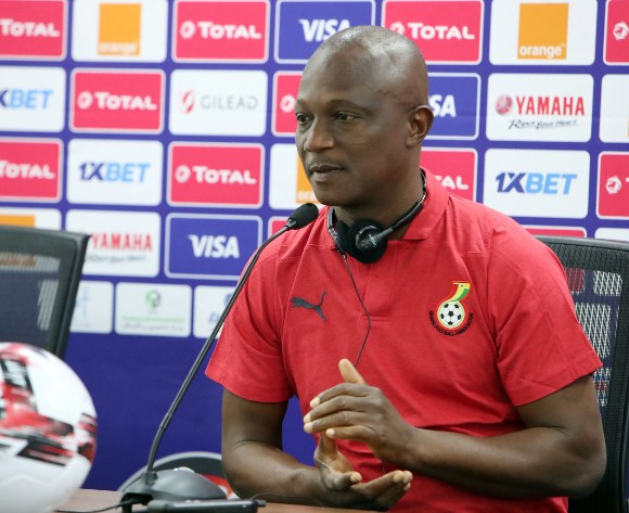 Appiah praise for Sao Tome, but not the pitch