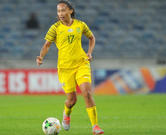Banyana lose to Japan in friendly