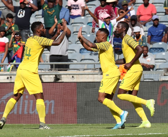 Relieved Ntseki happy with three points for South Africa