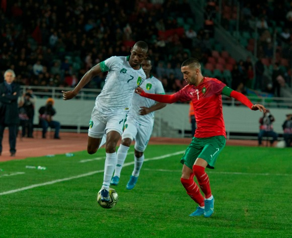 Morocco held by Mauritania in opening qualifier