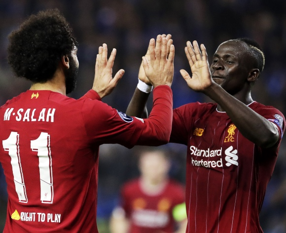 Mane heaps praise on fellow Liverpool star
