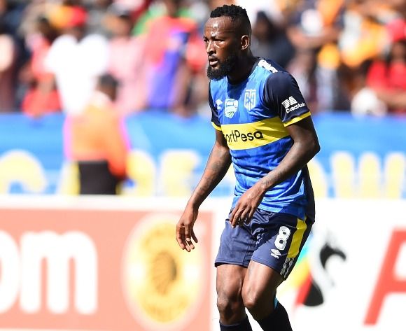 Bafana midfielder Makola banned for six months