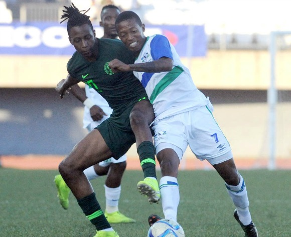 Nigeria, Senegal with big wins in Southern Africa