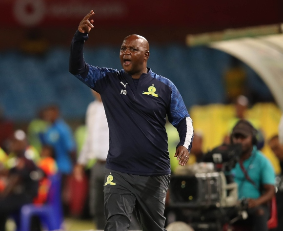 """Title race is far from over' – Mosimane"
