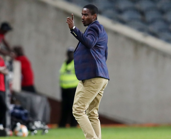 Pirates coach rebukes Bafana star for needless red card